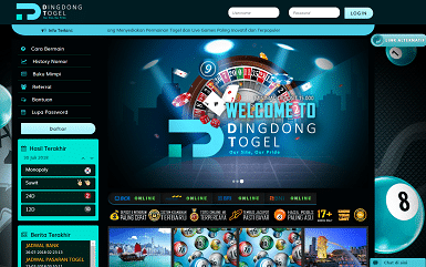 Link Alternatif Dingdongtogel Terbaru