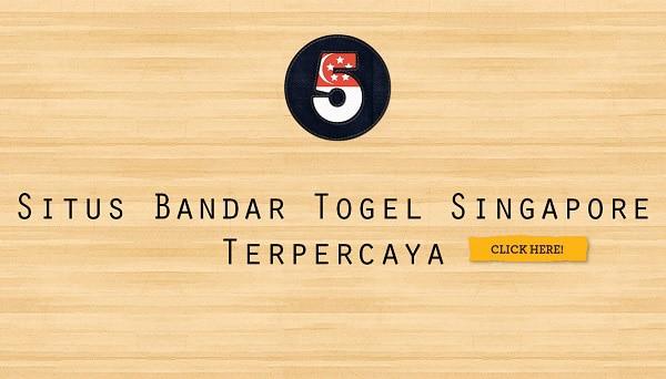 5 Situs Bandar Togel Singapore Terpercaya